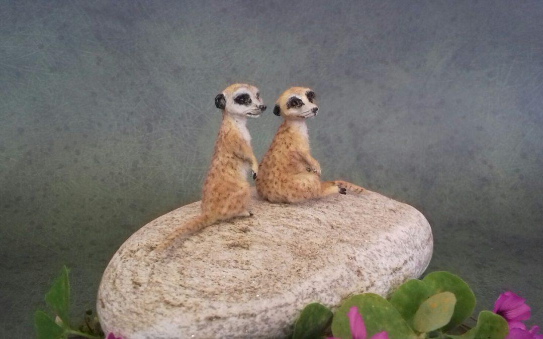 1:12 scale meerkats