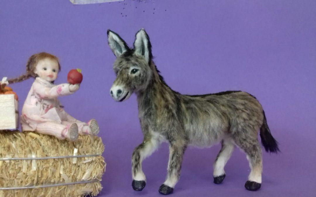 "Grey Donkey "" Hee-Haw """
